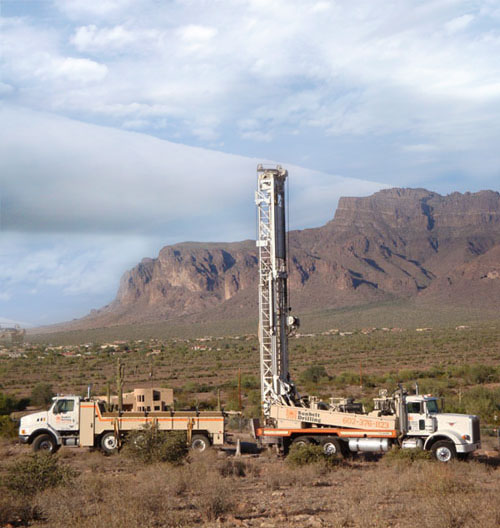 Arizona Well Drilling | Drilling Equipment | Licenses
